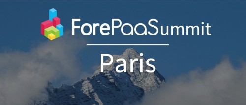 Participation au « ForePaas Partner Summit »