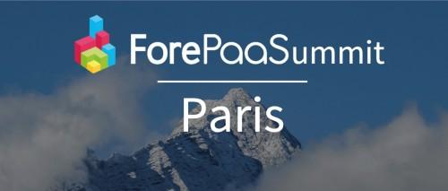 Participation au «ForePaas Partner Summit»