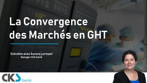 La Convergence des Marchés : Interview avec Aurore Lermant, Manager CKS Santé