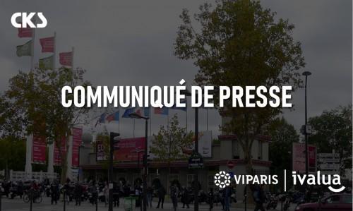 Comunicado de prensa - Viparis optimiza sus procesos de compra gracias a la solución Ivalua y al apoyo de CKS