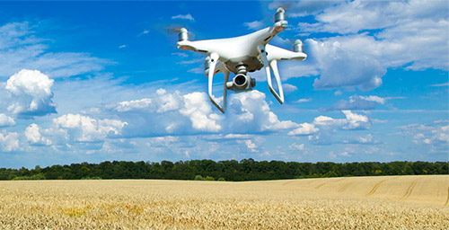 Definition of a Purchasing strategy of data acquisition by civil drones
