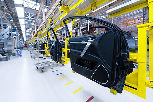 Desarrollo de un SI de compras en el seno de un proveedor de equipos automovilísticos