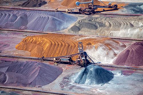 Audit en reorganisatie van de inkoopfunctie van een belangrijke speler in de mijnbouwsector